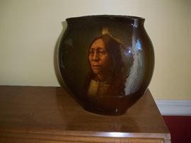 we have several pieces of this rookwood pottery