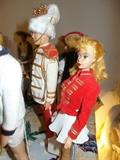 Barbie and ken Drum Major and Majorette