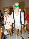 Barbie and Ken ~ Tennis Anyone?