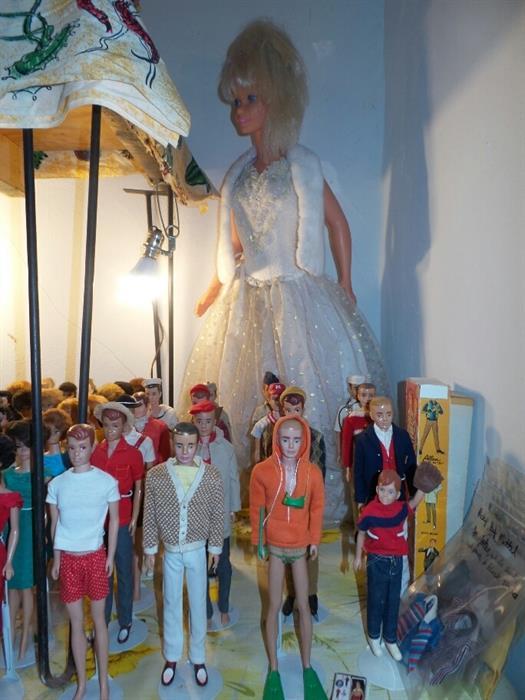 Vintage 1960's Ken Dolls