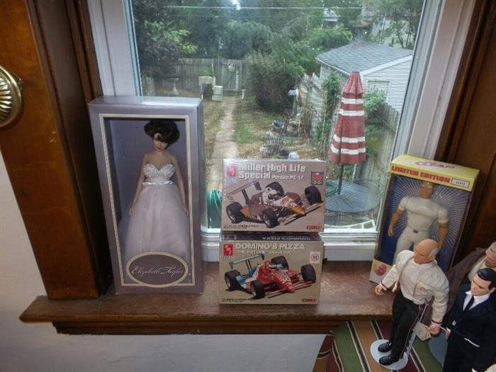 Franklin Mint Elizabeth Taylor Doll in Box