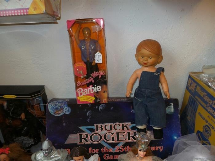 Vintage Buck Rogers Game