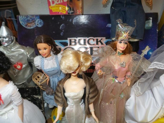Barbie Wizard Of Oz Doll Set