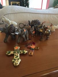 COLLECTION OF ELEPHANT