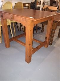 SOLID WOOD TABLE / DESK