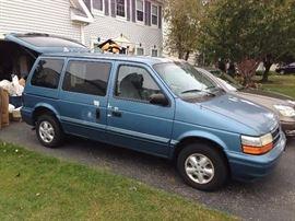 """1995 Dodge """"Caravan"""""""