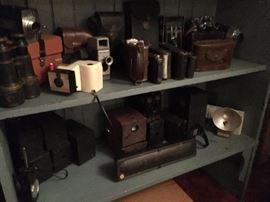 More vintage cameras!