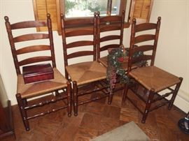 SIX of these chairs available