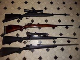 Estate Guns, 30-06, 308 , Springfield 30-06, 338-06 and more