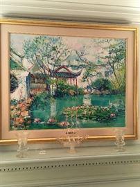 Yolande Ardisonne Painting