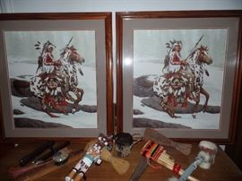 Bev Doolittle Guardian Spirit prints