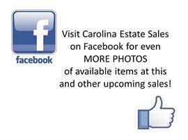 facebook carolina estate sales