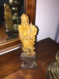 Ivory Figurine