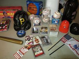 Pittsburg Pirates 2008 Signed Plastic Helmet