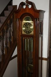 HOWARD MILLERT GRANDFATHER CLOCK