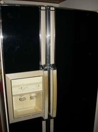 Kitchen Refrigerator (Side by Side)