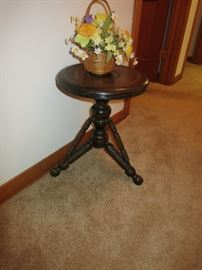 Another Look At The Piano Stool