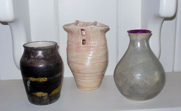 Local Artist's Pottery