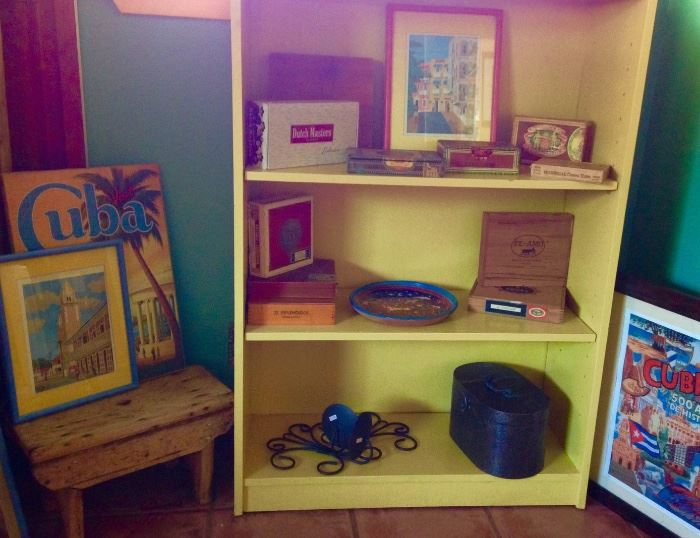 cigar boxes and more