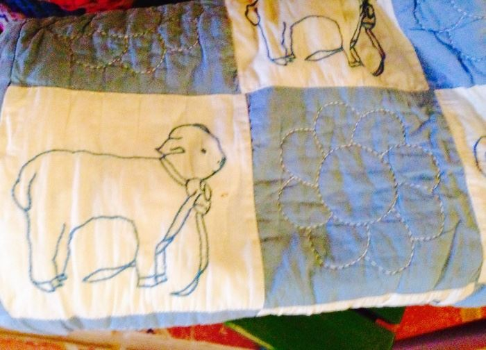 childs quilt