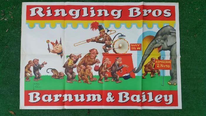 circus poster...