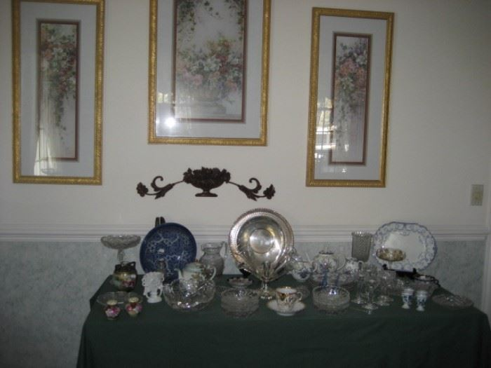 China, Glass and Bric-a-brac