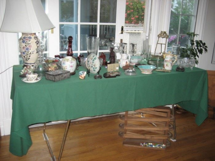 Orientalia, Bric-a-brac and more