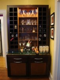 High Quality Custom Made Wine Cabinet