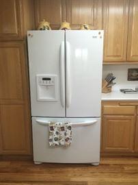 Beautiful fridge