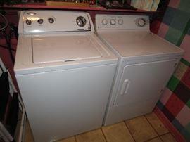 Beautiful Washer & Dryer