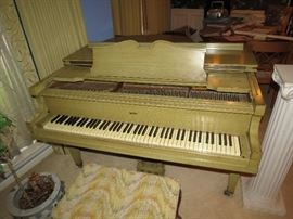 1927 Haines Brothers Grand Piano Ser # 75732. Considered by Many to have the best sound of any The 1920s models were considered to produce the best sound.