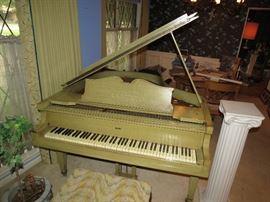 Haines Baby Grand Piano