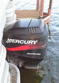 Mercury motor four stroke