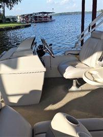 views of boat