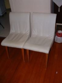 Cool pair of mid century chairs