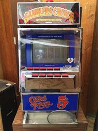 Vintage Gambler's Choice Casino Poker!