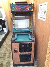 Slick Shot Arcade Game!