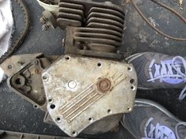 Whizzer motor parts