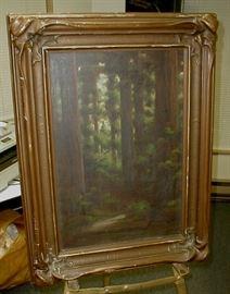 Richard DeTreville (1864-1929, American) Landscape