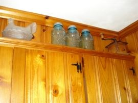 Early jars