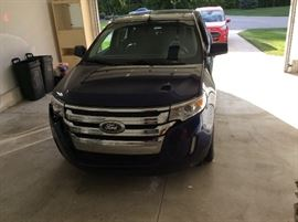2011 ford edge 106,000 miles runs great!