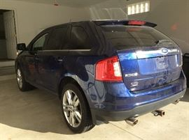 2011 ford edge 106,000 miles