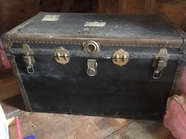 Trunk from late 1800's