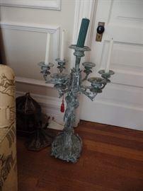 Large candleabra