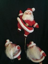 Vintage Santas