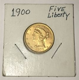 1900 $5 liberty gold1015x1024