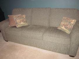 Flex Steel Sofa, 2 years old