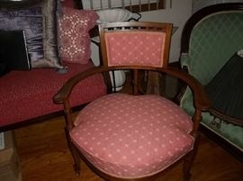 unique antique chair