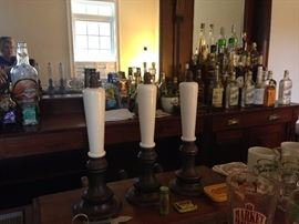 ***Pre-prohibition vintage beer taps and workings***