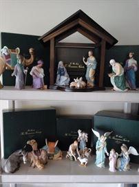 Lenox Renaissance Nativity
